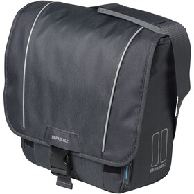 Basil Sport Design Bicycle Commuter Bag 18l, graphite